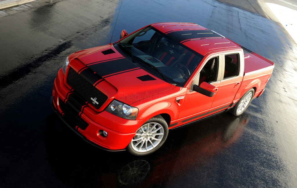 Shelby F 150 Super Snake Concept Muscle Cars News And