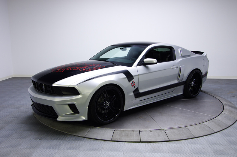 tony hawk hawkized 2011 ford mustang gt 5 0 muscle cars news and pictures. Black Bedroom Furniture Sets. Home Design Ideas