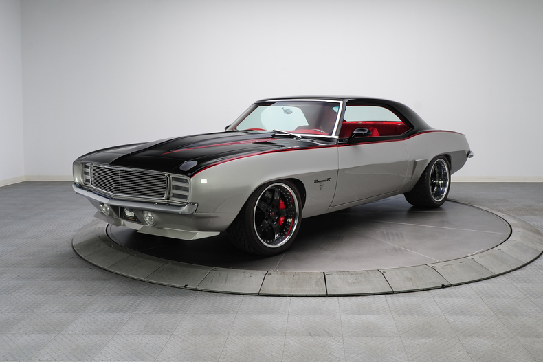 1969 Chevrolet Camaro Ls2 550 Hp The Punisher Muscle