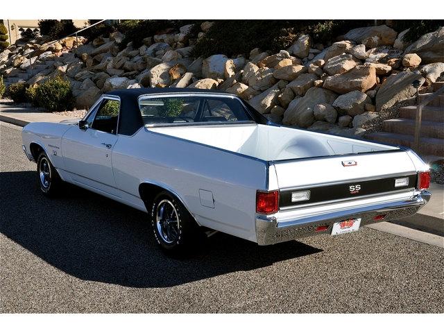 1970 Chevrolet El Camino SS 454 LS6 - Muscle Cars News and ...