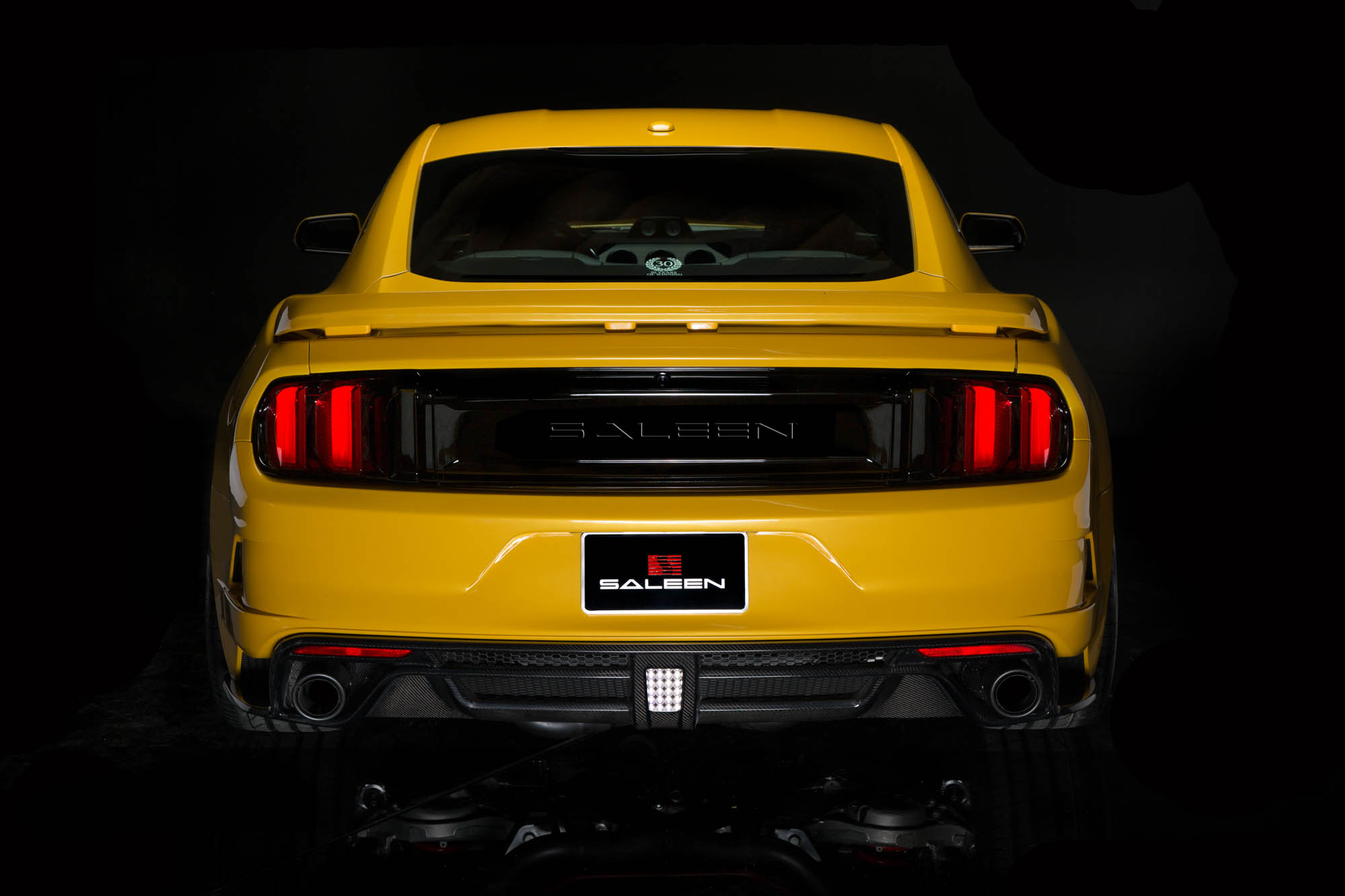 2015 Saleen Ford Mustang S302 Black Label - Muscle Cars ...